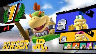 What If 8 Bowser Jr. Collided?