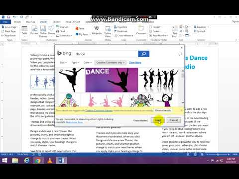 How to Make a Simple Brochure in Word