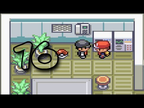 Pokemon FireRed - Episode 16 - The Lift Key