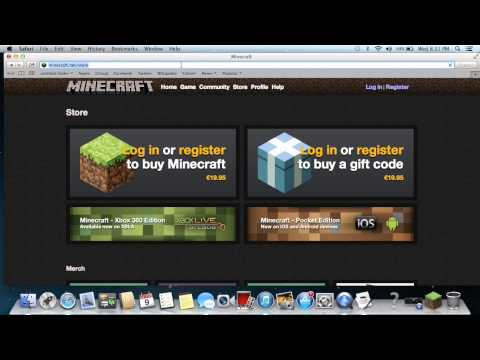 How To Download Minecraft 1.6.4 for Mac,and Windows(Virus Free)