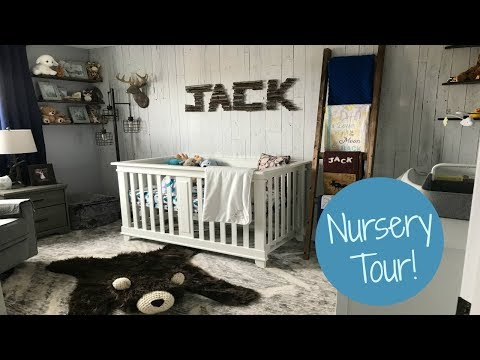 Nursery Tour || Baby Boy
