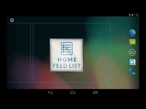 Fast Home Widgets Tutorial