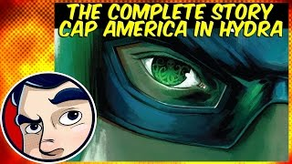 """Captain America """"Hail Hydra"""" (Civil War 2) - ANAD Complete Story"""