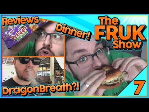 The FRUK Show Episode 7 | BLT Bagel! Dragon Breath?!