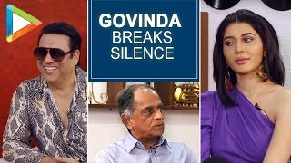 Govinda BREAKS SILENCE on his Films not Getting Enough Screens | Pahlaj Nihalani | Mishika Chourasia