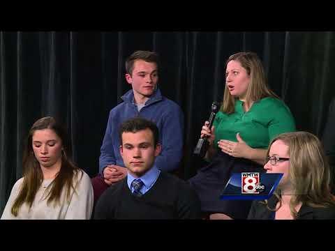Rise Up Against School Violence Forum Part 4