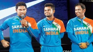 India vs England: Virat named new captain, Yuvraj makes comeback for ODI, T20 teams