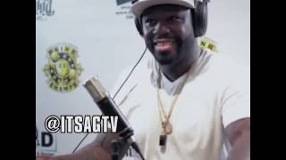50 Cent Says Puffy is a Fruit Pop
