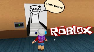 Roblox The Normal Elevator Code For The Door Daikhlo