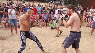 HIPSTER vs Extreme MMA Fighter !!