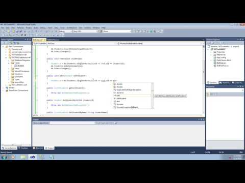 How to consume WCF Service using MVC Application Part 1