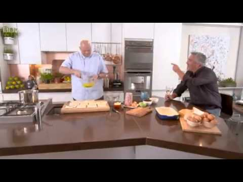 Tom Kerridge's Bread and Butter Pudding Recipe - Paul Hollywood