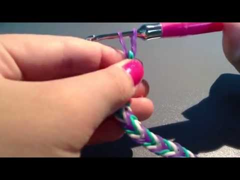 How to end your bracelet-No C-clip! |Rainbow loom