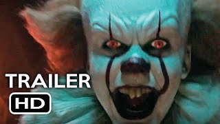 It Official Trailer #2 (2017) Stephen King Horror Movie HD
