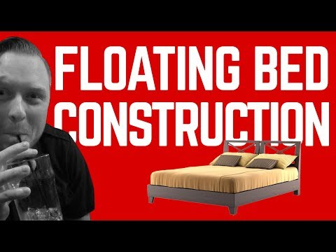 Floating Bed Construction
