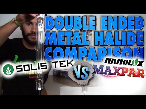 1000W Double Ended (DE) Metal Halide (MH) Comparison Test Review