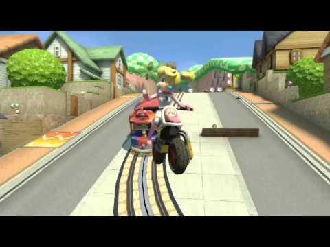 Mario Kart 8 WII U Trailer