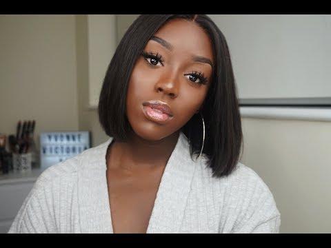 Everyday Makeup Routine/Dark Skin Friendly