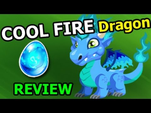 How To Breed COOL FIRE DRAGON in Dragon City Level Up and Combat Attacks