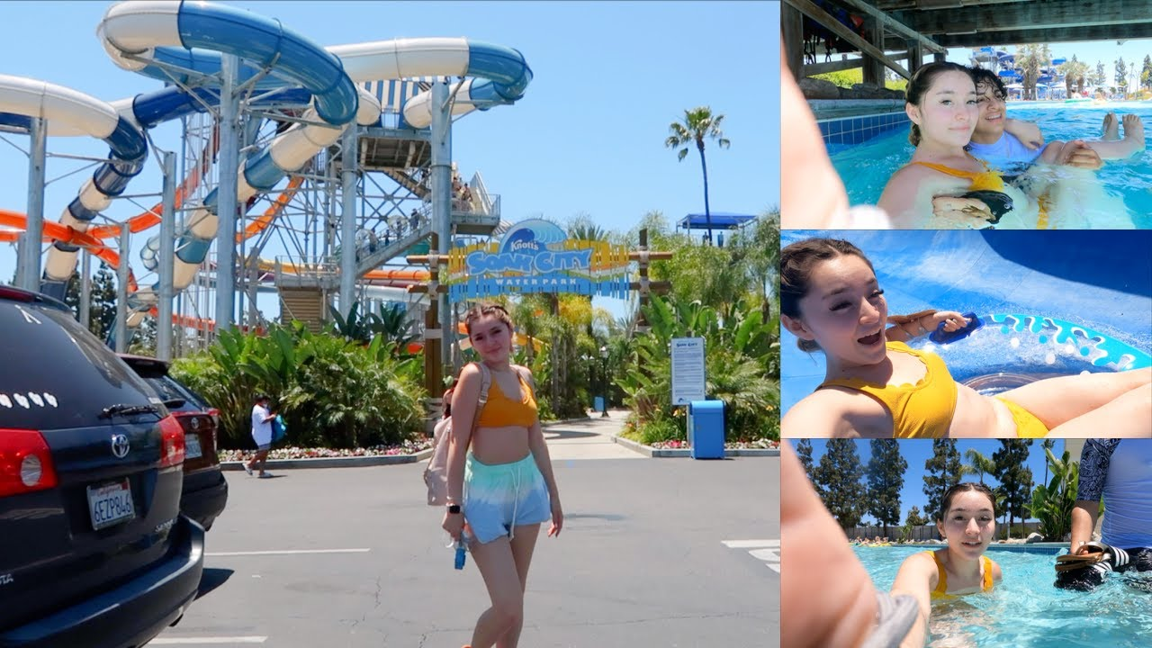 I went to a WATERPARK with my boyfriend   SUMMERMESS DAY 20