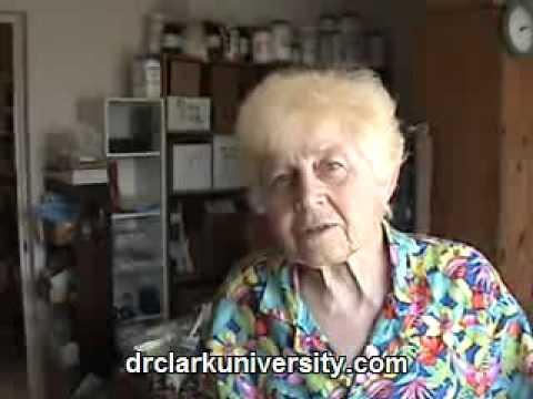 Dr. Hulda Clark Explains her protocol Part 1