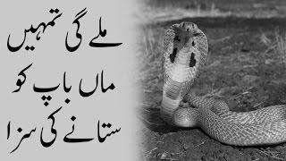 Islam | Madani Channel | Respect Parents | Maa Baap | Imran Attari
