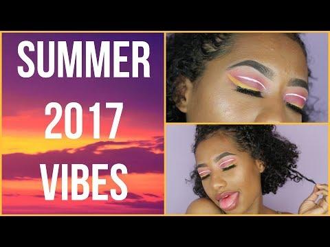Summer 2017 Vibes  Tatyana Celeste ❤︎