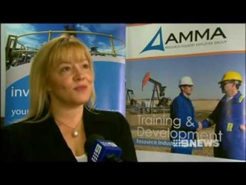 Entry-level Jobs in the Mines