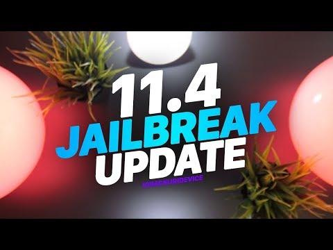 Pangu  jailbreak iOS 11.4 ( Cydia Working )