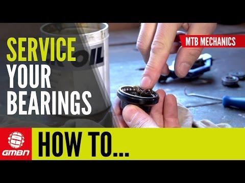 How To Service Your Bearings | Mountain Bike Maintenance