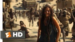 10,000 BC (8/10) Movie CLIP - Mammoth Stampede (2008) HD