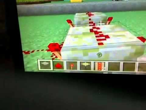 minecraft xbox 360 powered rail duplicator