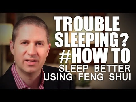 Feng Shui Sleeping Tips For Your Bed, Bedroom and Life