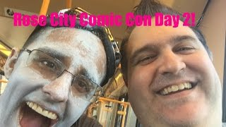 Download Rose City Comic Con Day 2 Video