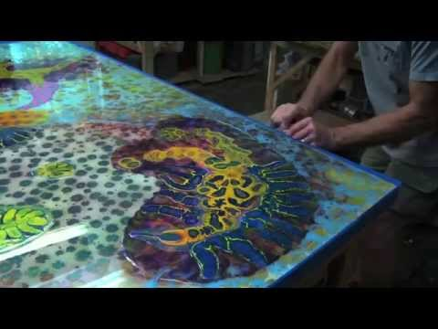 Amazing  - The Art Of Resin Paint