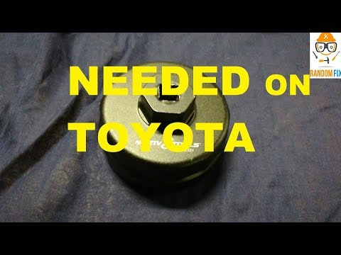 ▶️Stop!!! Before you change your Motor oil on a Toyota Prius, Corolla, Martrix. Be in the KNOW.