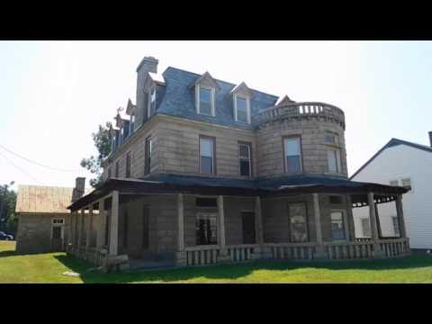Lost and Abandoned Cinematic- Abandoned Stone House, Salisbury NC