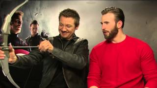 Download Marvel's Avengers: Age of Ultron - Mini Thor Meets Hawkeye & Captain America - OFFICIAL | HD Video