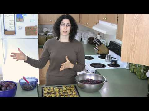 How to Dehydrate Plums & Prunes
