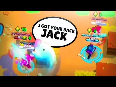 Download I GOT YOUR BACK, JACK
