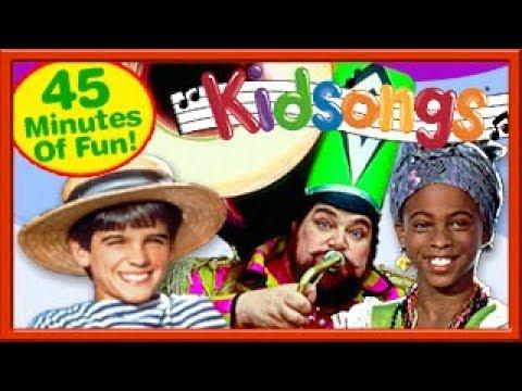 Kids Fun Songs & Silly Songs | Kumbaya | Los Pollitos | Waltzing Matilda | Kidsongs| PBS Kids |