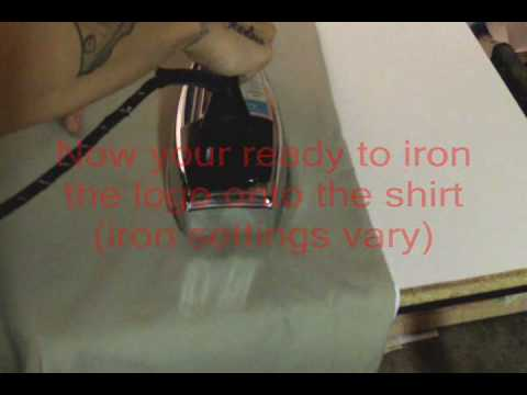 How to make your own custom t shirt at home