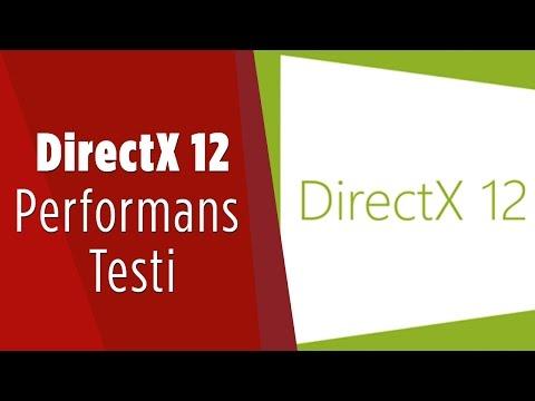 Windows 10 AMD R9 290X DirectX 12 Performans Testi