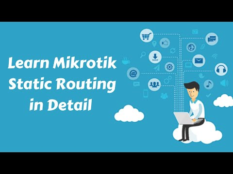 Learn Mikrotik Static Routing in Detail | Urdu 2019