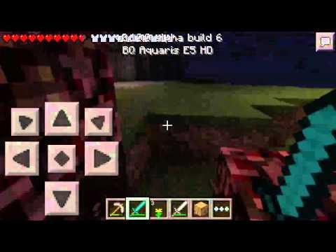 Portal al neder en minecraft PE 0.10.0