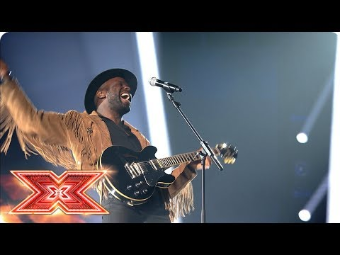 Kevin Davy White takes on The Beatles | Live Shows | The X Factor 2017