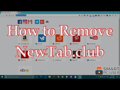 How to Remove NewTab.club from All Browsers (Chrome, Firefox, Edge)