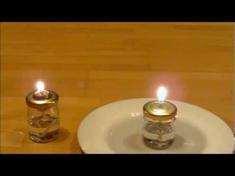 How dangerous a home made oil lamp with malfunction can be - a structure fire may be the result!
