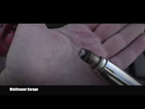How To Replace Spark Plugs on Mini Cooper