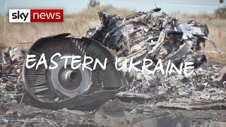 """Bodies everywhere you look"" - the shooting down of MH17"